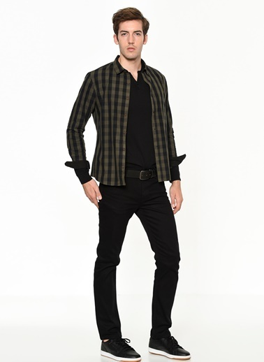 Lee Cooper Jean Pantolon | Harry - Straight Siyah